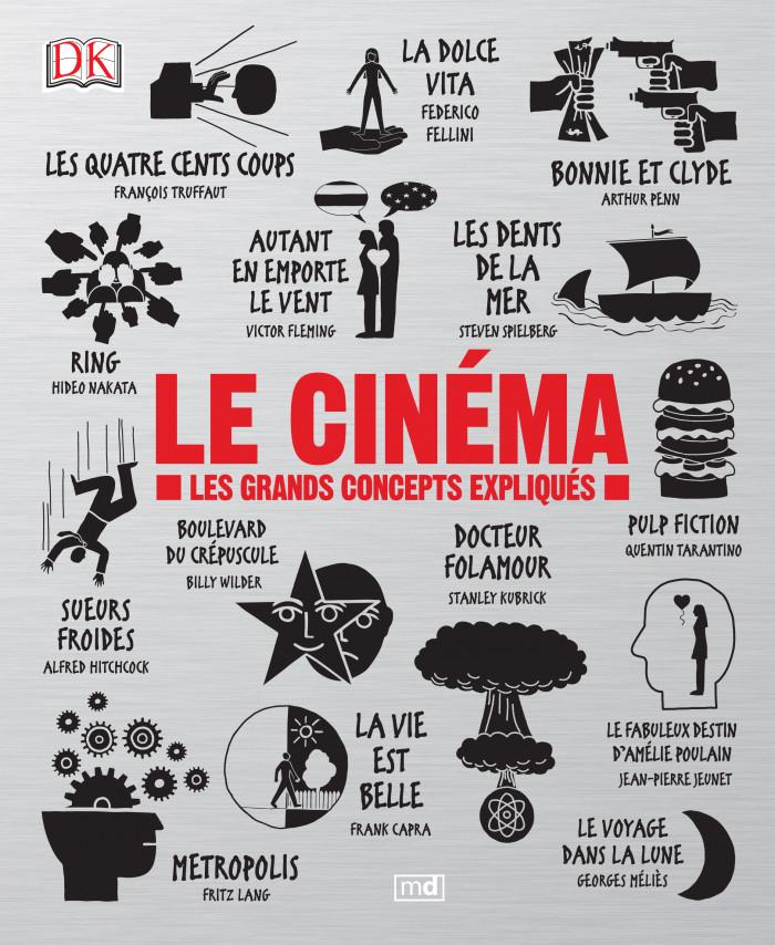 Couverture de Le cinéma