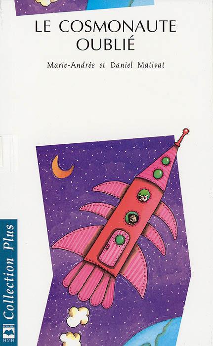 Couverture de Le cosmonaute oublié