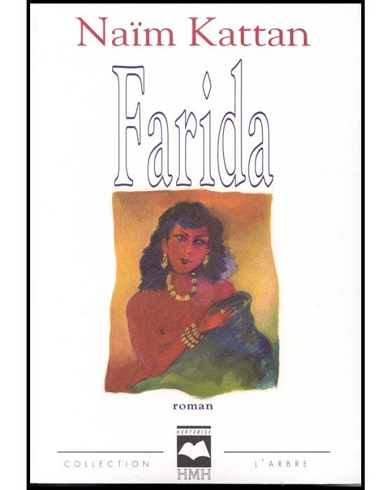 Couverture de Farida