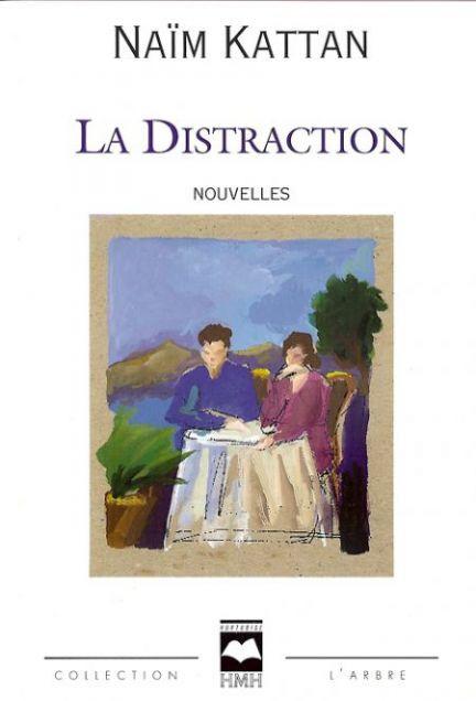 Couverture de La distraction