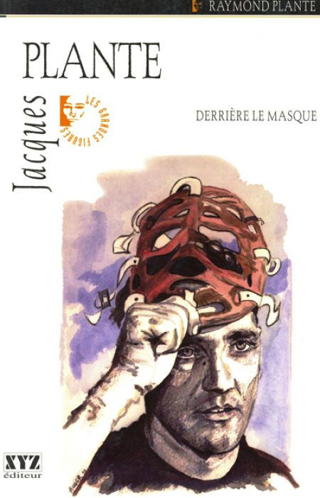 Couverture de Jacques Plante