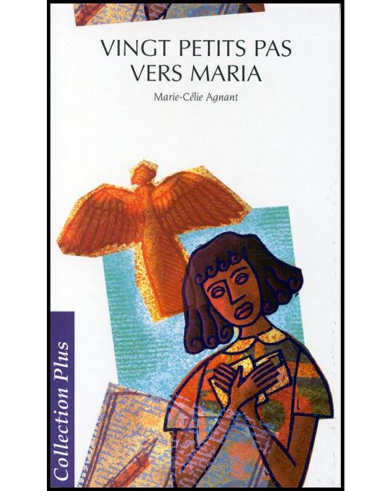 Couverture de Vingt petits pas vers Maria