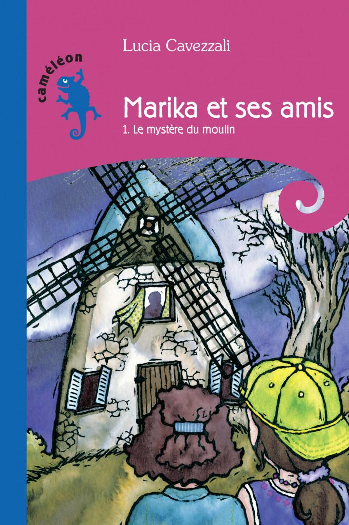 Couverture de Marika et ses amis - Tome 1