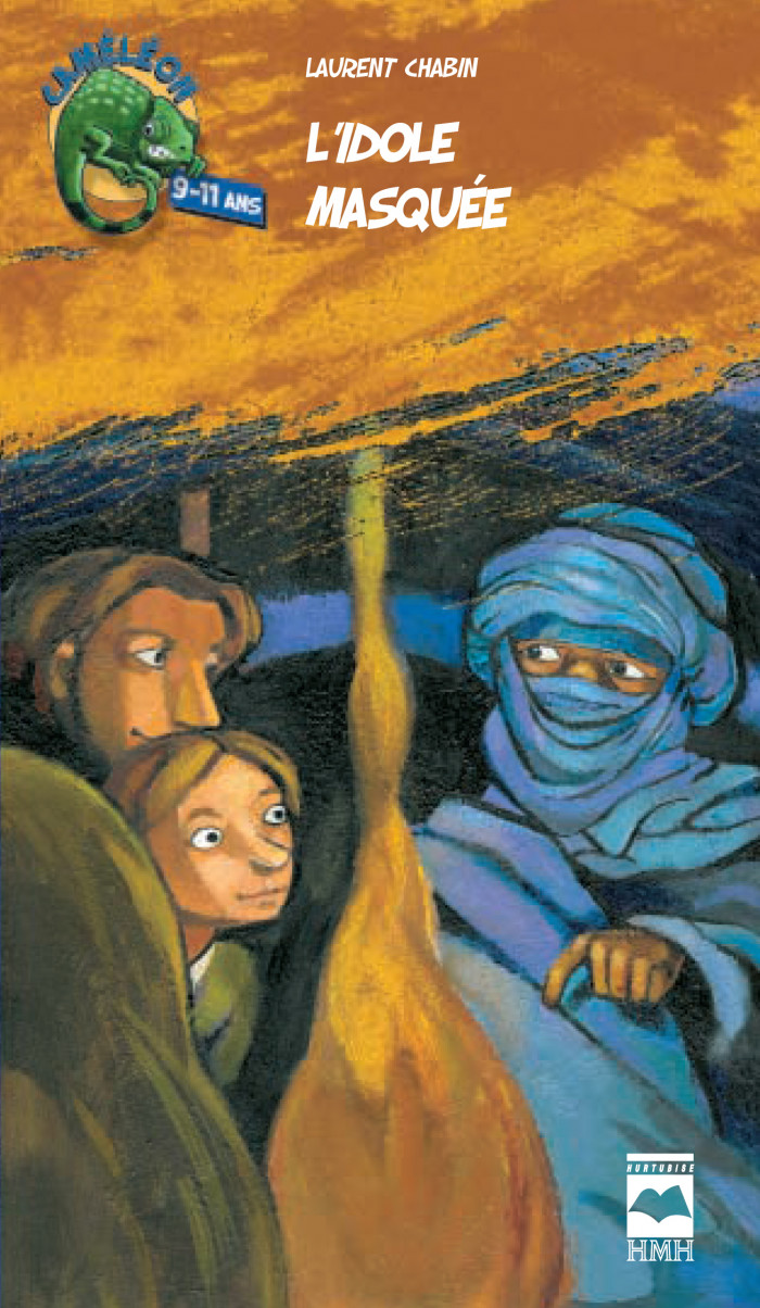 Couverture de L'Idole masquée