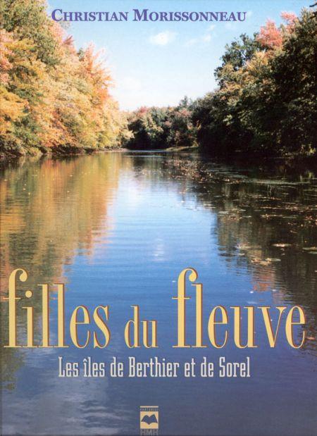 Couverture de Filles du fleuve