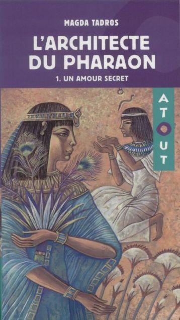 Couverture de L'Architecte du pharaon - Tome 1