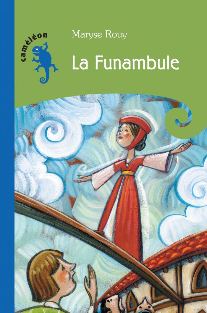 Couverture de La Funambule