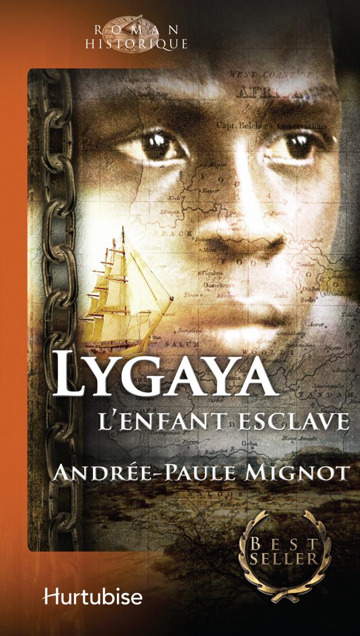Couverture de Lygaya l'enfant esclave
