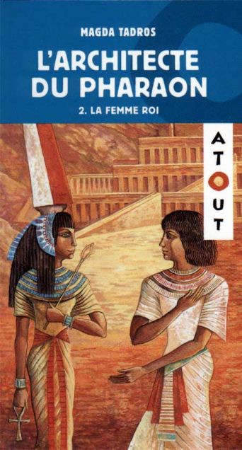 Couverture de L'Architecte du pharaon - Tome 2