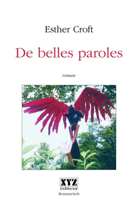 Couverture de De belles paroles