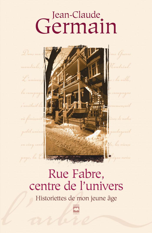 Couverture de Rue Fabre, centre de l'univers