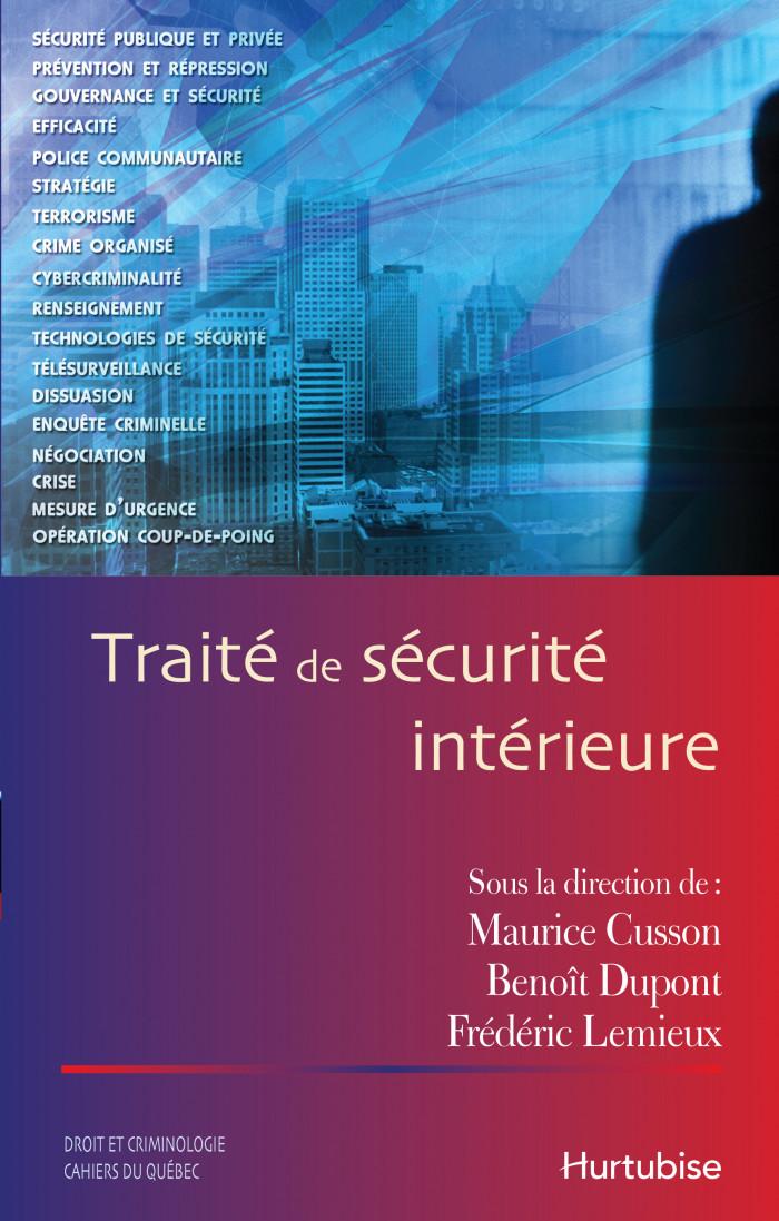 Couverture de Traité de sécurité intérieure