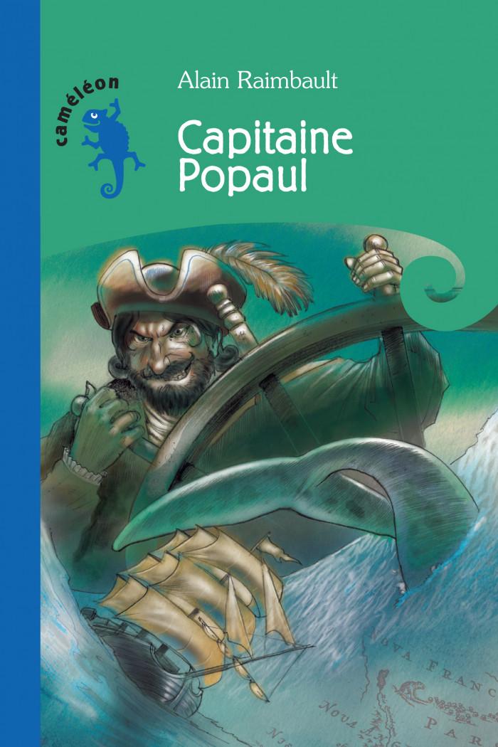 Couverture de Capitaine Popaul 1