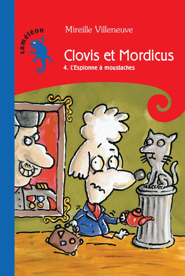 Couverture de Clovis et Mordicus - Tome 4