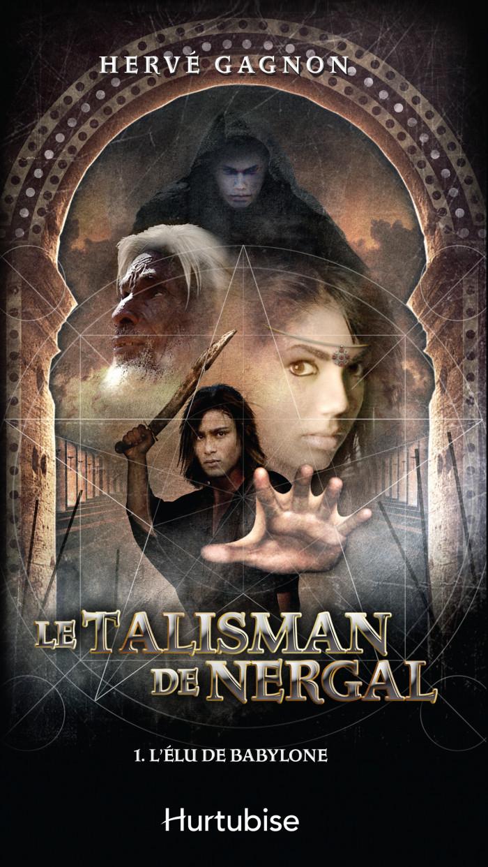 Couverture de Le Talisman de Nergal - Tome 1