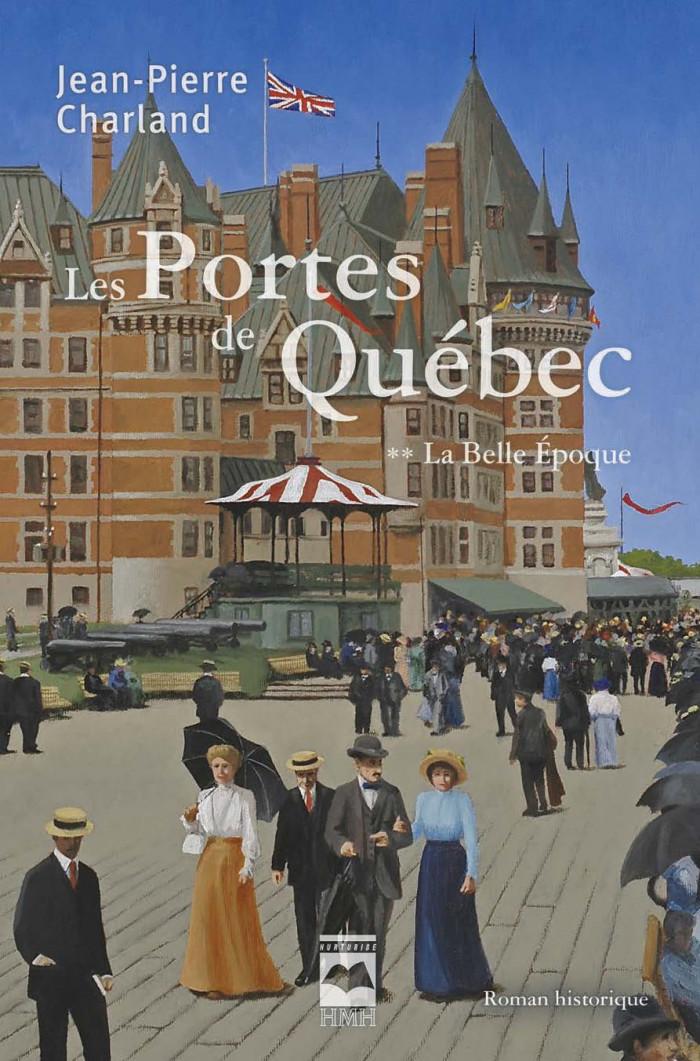 Couverture de Les portes de Québec - Tome 2