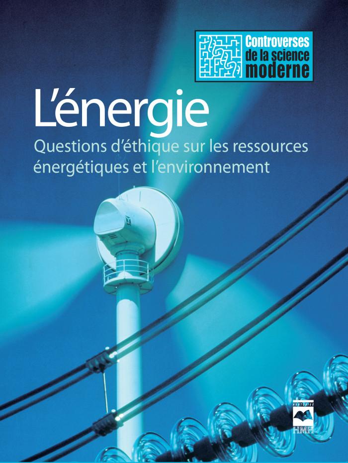 Couverture de L'Énergie