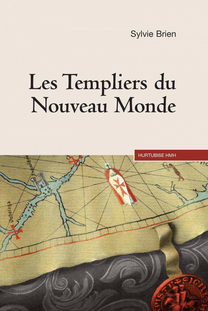 Couverture de Les Templiers du Nouveau Monde (compact)
