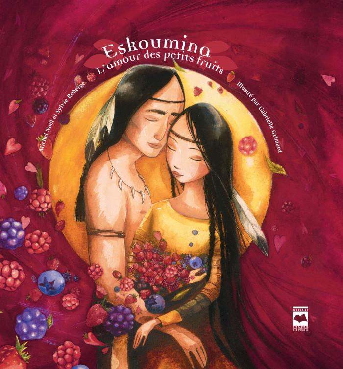 Couverture de Eskoumina : L'amour des petits fruits