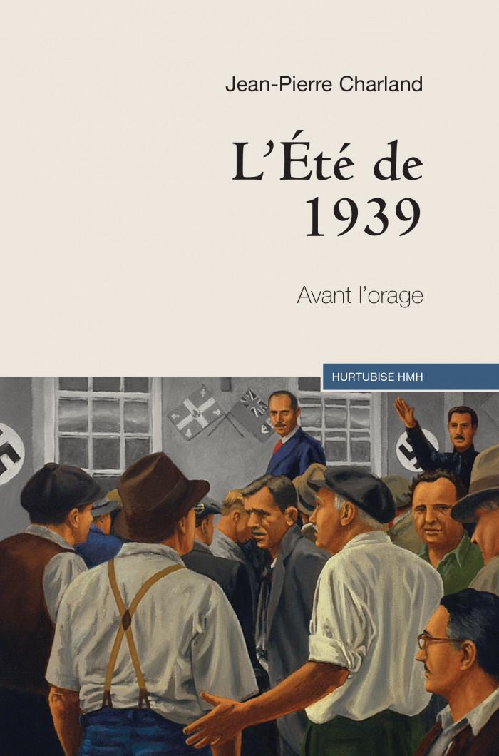 Couverture de L'Été de 1939 avant l'orage (compact)