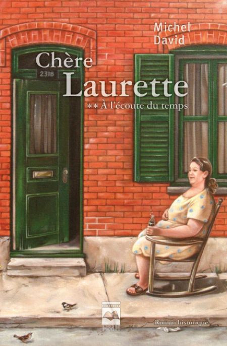 Couverture de Chère Laurette - Tome 2