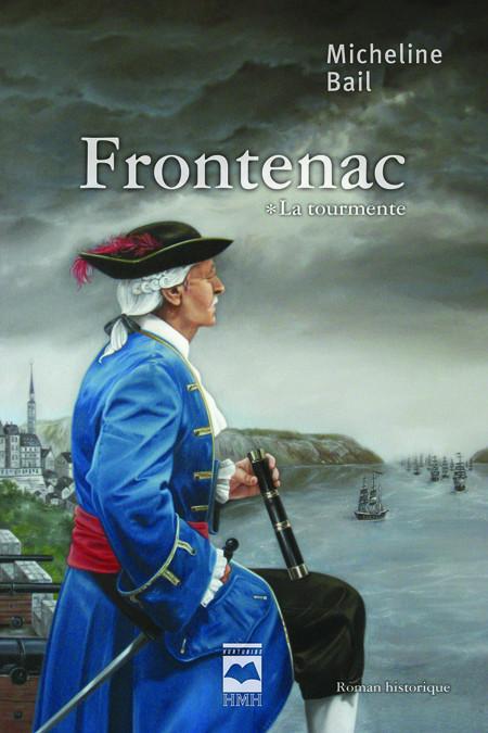Couverture de Frontenac - Tome 1