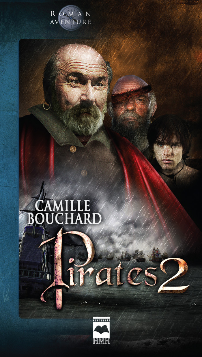 Couverture de Pirates - Tome 2