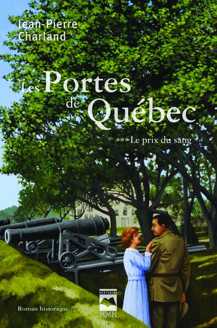 Couverture de Les Portes de Québec - Tome 3