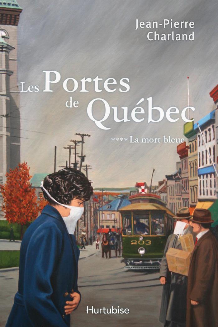 Couverture de Les portes de Québec - Tome 4