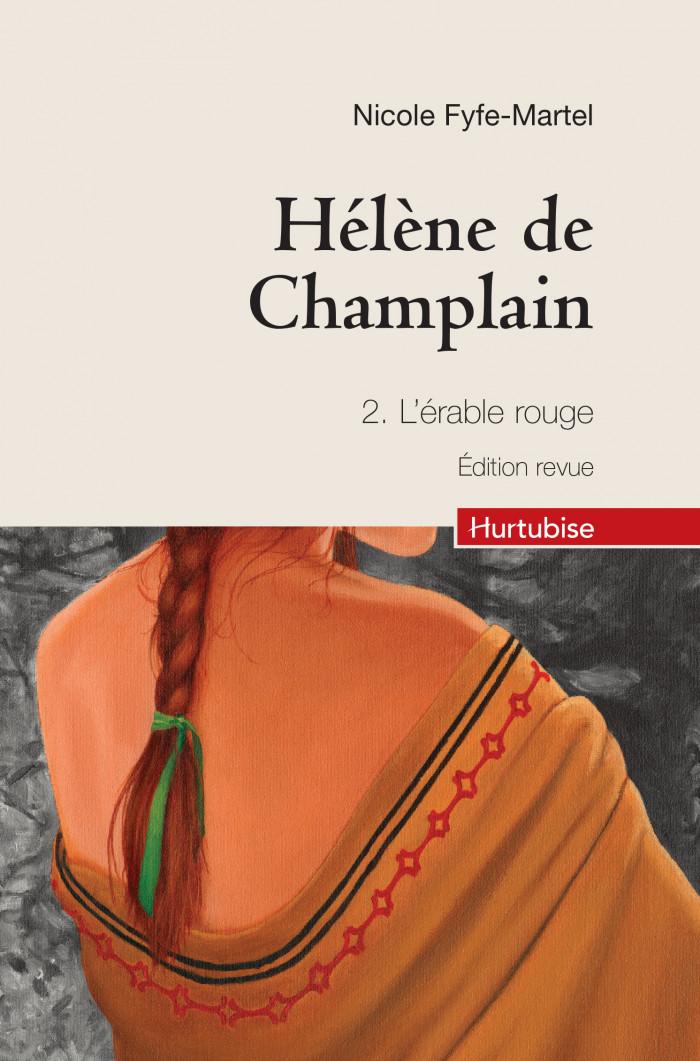 Couverture de Hélène de Champlain - Tome 2 (compact)