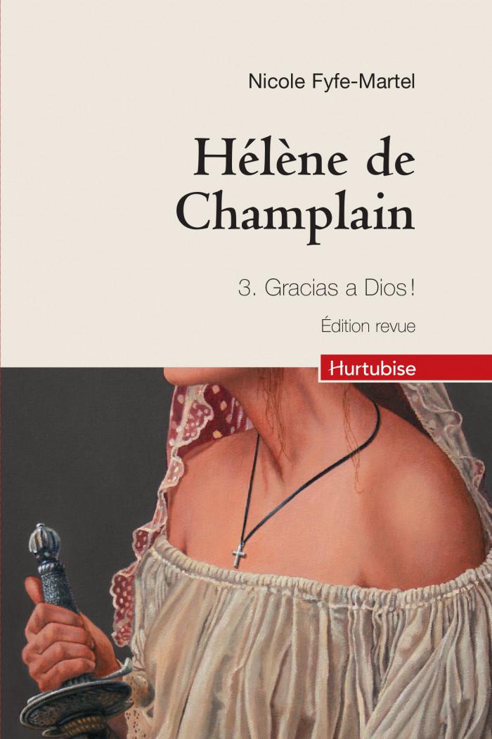 Couverture de Hélène de Champlain - Tome 3 (compact)