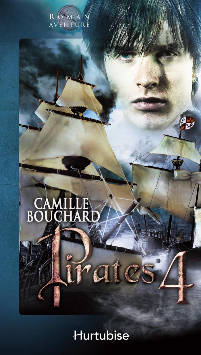 Couverture de Pirates - Tome 4