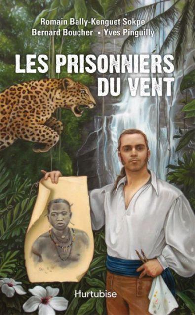 Couverture de Les Prisonniers du vent