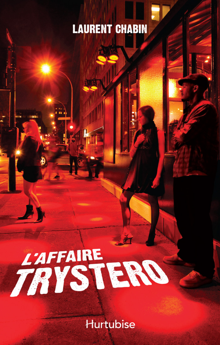 Couverture de L'Affaire Trystero