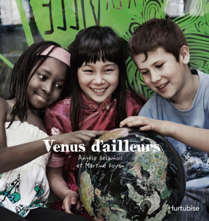 Couverture de Venus d'ailleurs