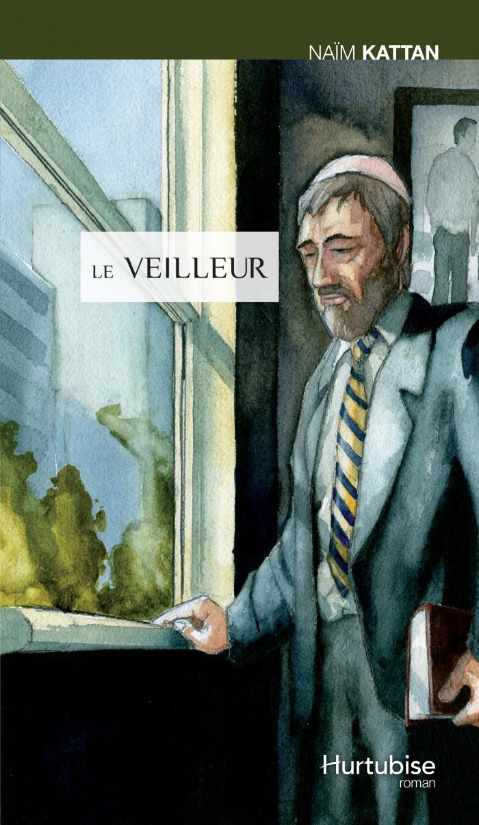 Couverture de Le Veilleur