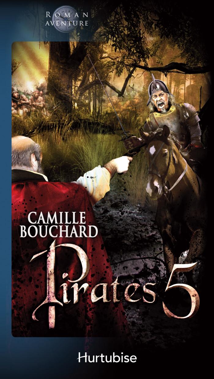 Couverture de Pirates - Tome 5