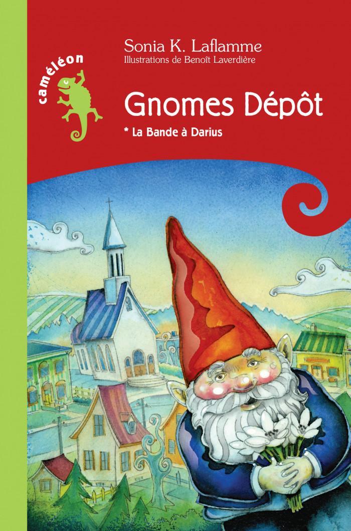 Couverture de Gnomes Dépôt - Tome 1