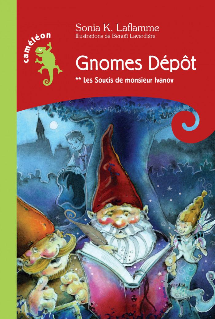 Couverture de Gnomes Dépôt - Tome 2