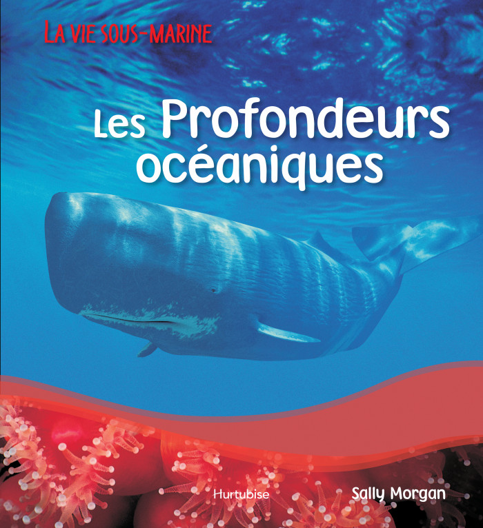 Couverture de Les Profondeurs océaniques