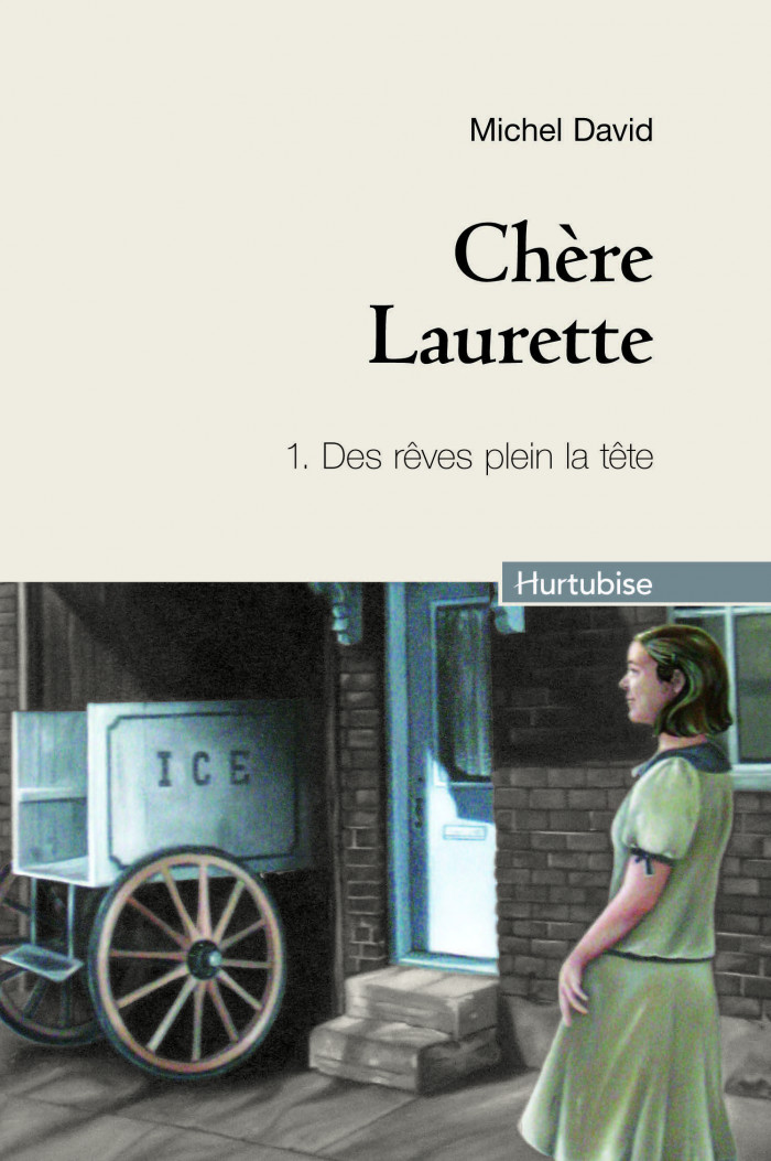 Couverture de Chère Laurette - Tome 1 (compact)