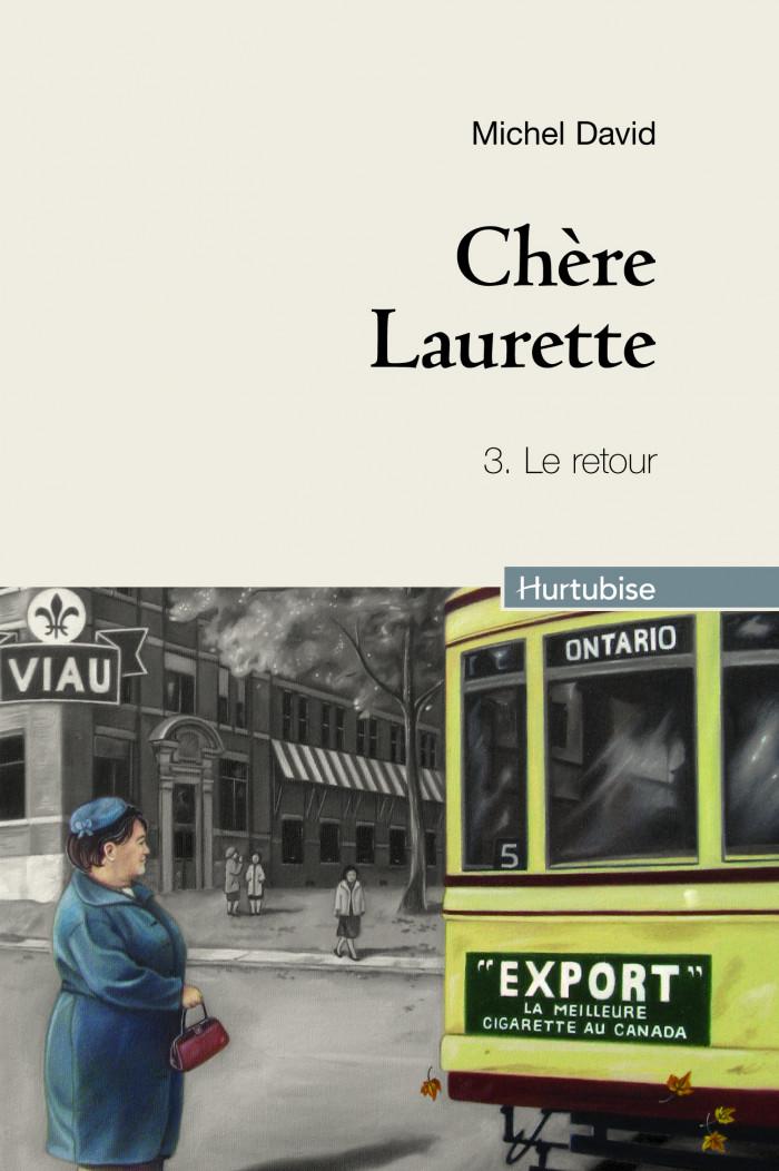 Couverture de Chère Laurette - Tome 3 (compact)