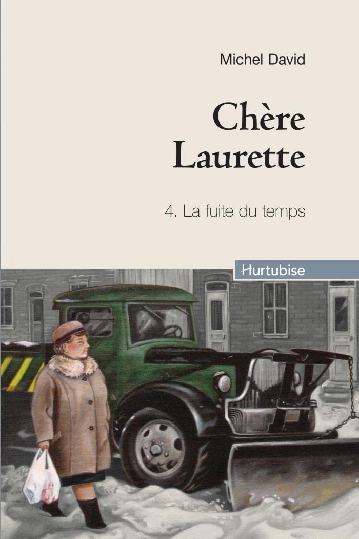 Couverture de Chère Laurette - Tome 4 (compact)