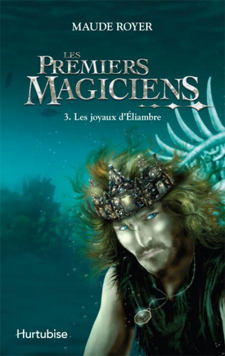 Couverture de Les premiers magiciens - Tome 3
