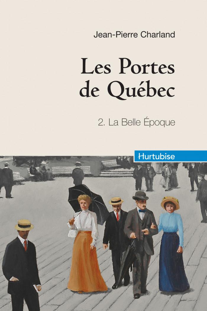 Couverture de Les Portes de Québec - Tome 2(compact)