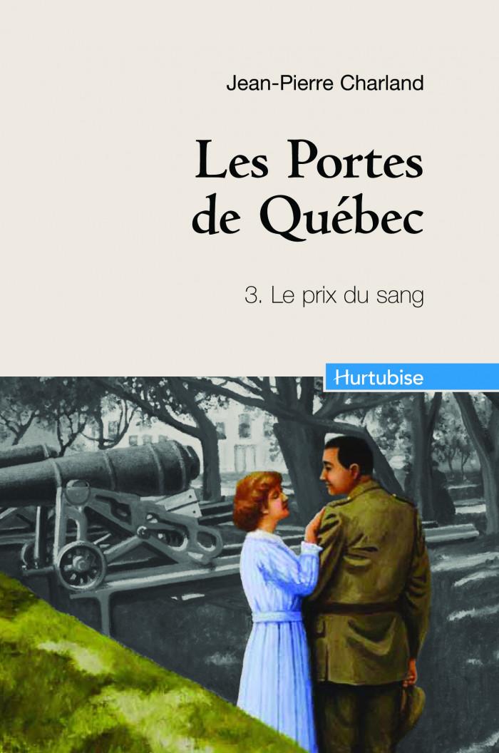 Couverture de Les Portes de Québec - Tome 3(compact)
