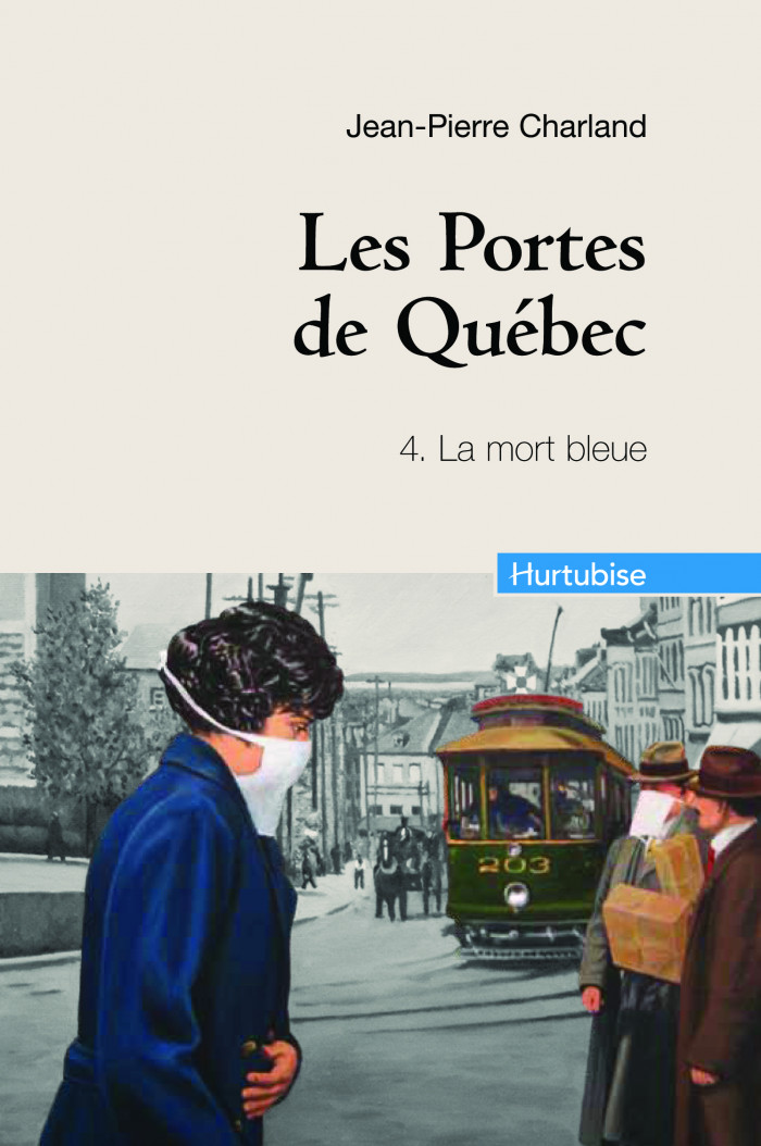 Couverture de Les Portes de Québec - Tome 4(compact)