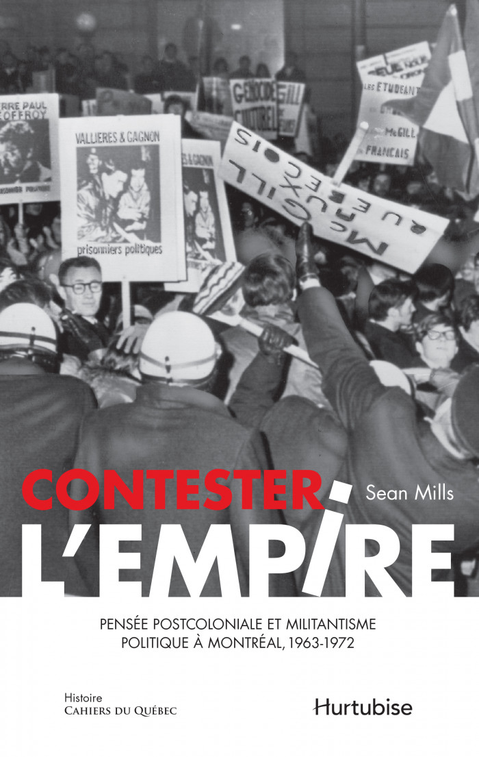 Couverture de Contester l'empire