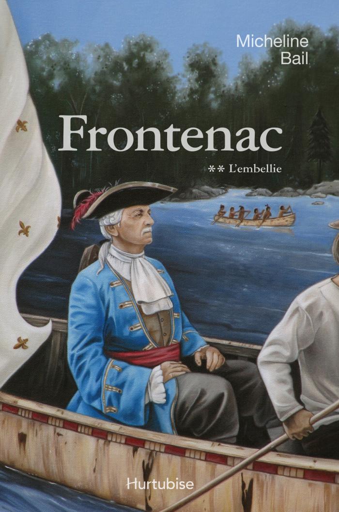 Couverture de Frontenac - Tome 2