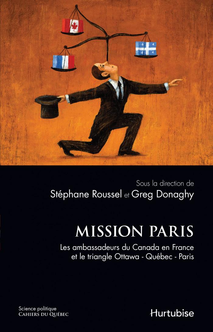 Couverture de Mission Paris